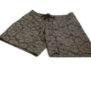 Rare vintage patagonia Mens Board Shorts, Size 34.